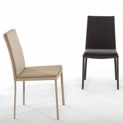 Dining Chair / SCARLET - ダイニングチェア|TONIN CASA / トニンカーサ : イタリア|DNG0018TNC