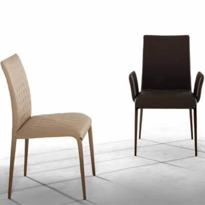 Dining Chair / KOSMOS  - ダイニングチェア|TONIN CASA / トニンカーサ : イタリア|DNG0019TNC