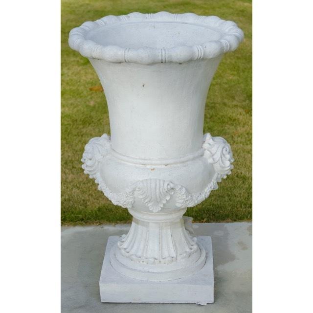 Planter Column Set - White / プランター コラムセット ホワイト / プランター ガーデン コラム ホワイト |IBセレクション|HGE0032