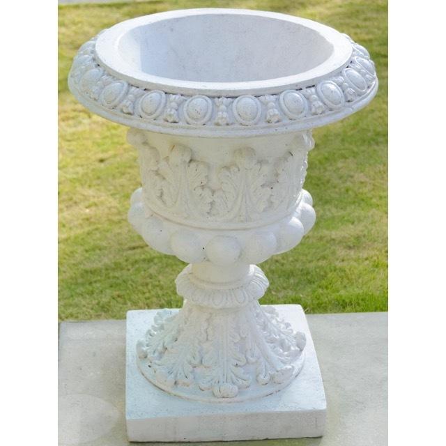 Planter Column Set - White / プランター コラムセット ホワイト / プランター ガーデン コラム ホワイト |IBセレクション|HGE0033