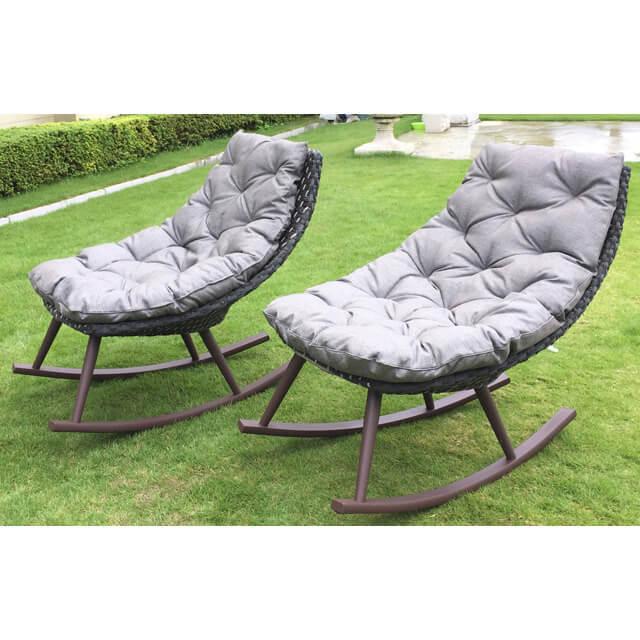 Garden Furniture / Rocking Chair / ロッキングチェア(クッション付) - ゆったり/ゆりかご|IB Selection|HGE0014