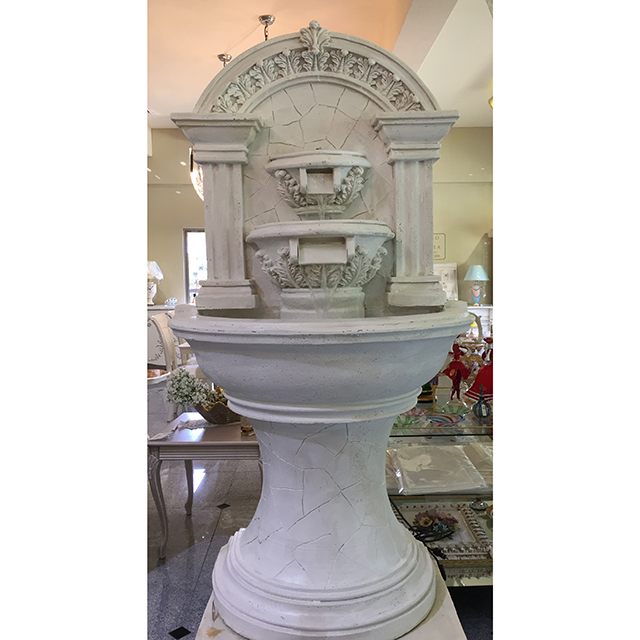 Garden Furniture / fountain / 噴水|ホワイト|回転式|IB Selection|HGE0057