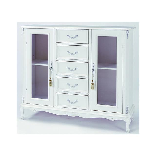 Sideboard|Commode|イタリア製|ガラスサイドボード|ATTICA | SRE0052ATC