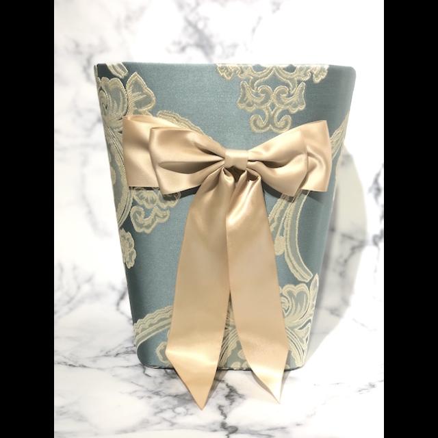 Fabric Goods/ファブリック グッズ|Dust Box Blue/ダストボックス ブルー|MIS1022IB