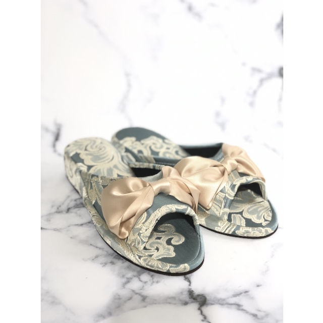 Fabric Goods/ファブリック グッズ|Slipper Blue/スリッパ ブルー|MIS1018IB