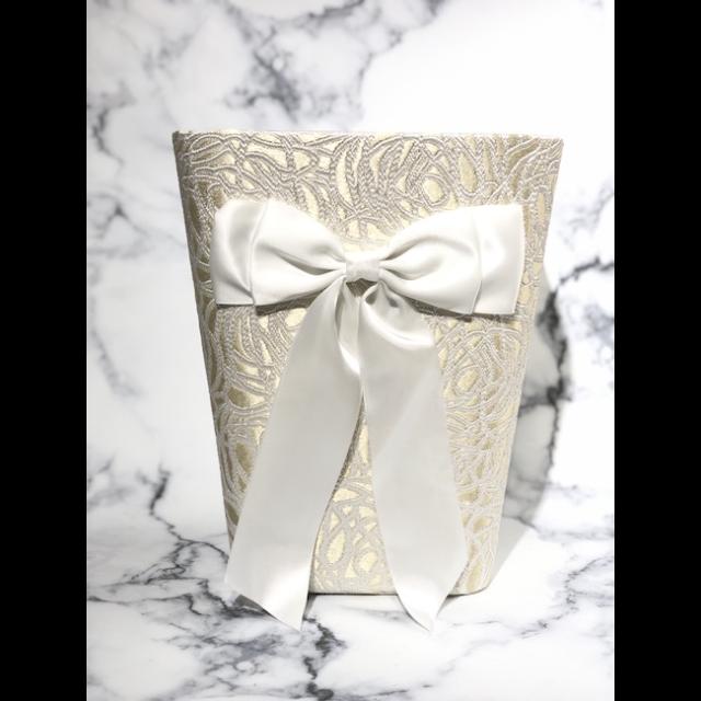 Fabric Goods/ファブリック グッズ|Dust Box White/ダストボックス ホワイト|MIS1023IB