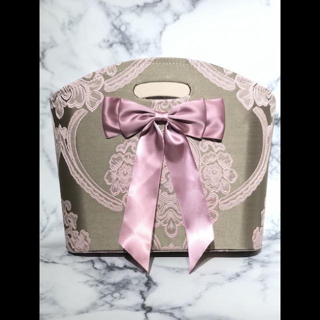 Fabric Goods/ファブリック グッズ|Slipper rack Pink/スリッパラック ピンク|MIS1028IB