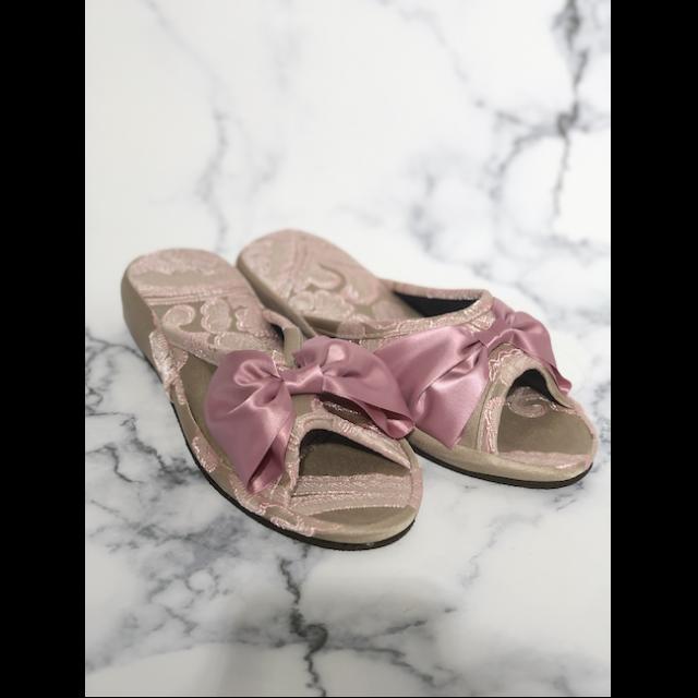 Fabric Goods/ファブリック グッズ|Slipper Pink/スリッパ ピンク|MIS1018IB