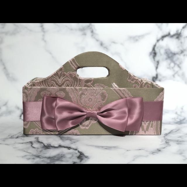 Fabric Goods/ファブリック グッズ|Remote controller rack Pink/リモコンラック ピンク|MIS1026IB