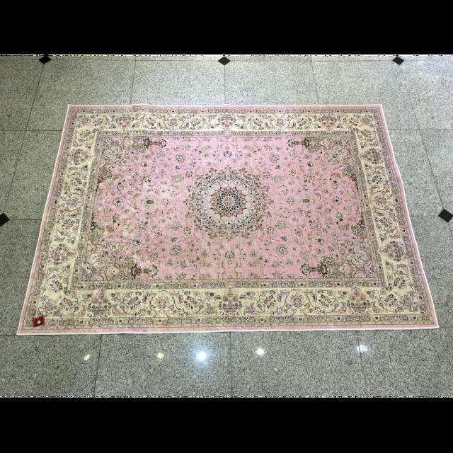 Persian carpet style Rug/ペルシャ絨毯風 ラグ|Pink / ピンク|MIS1038IB