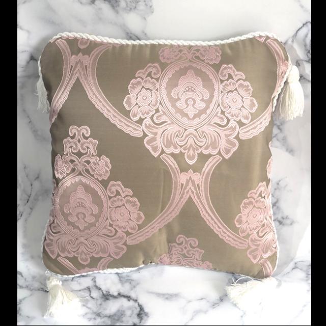 Fabric Goods/ファブリック グッズ|Cushion Pink/クッション ピンク|MIS1017IB