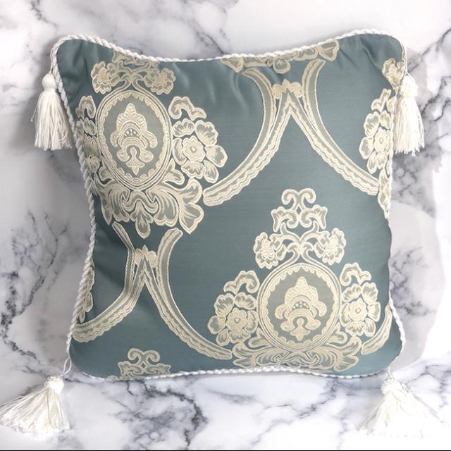 Fabric Goods/ファブリック グッズ|Cushion Blue/クッション ブルー|MIS1016IB