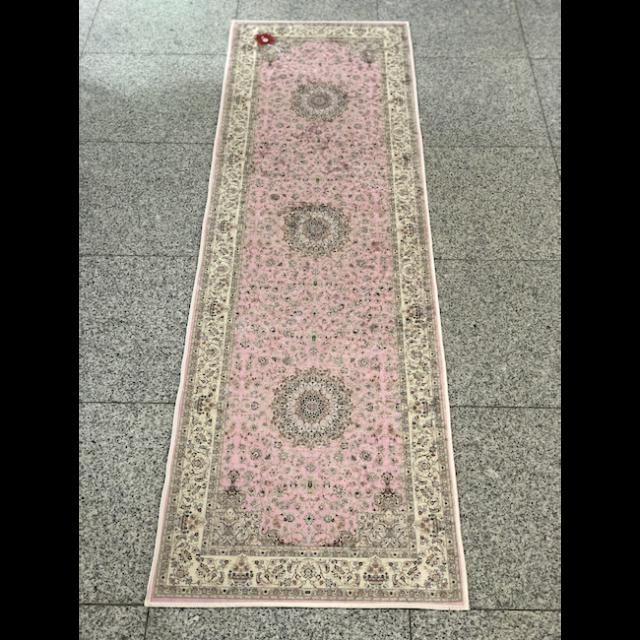 Persian carpet style Kitchen mat /ペルシャ絨毯風 キッチンマット|Pink / ピンク|MIS1011IB