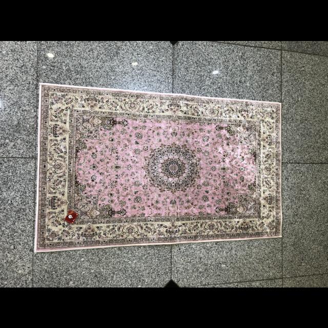 Persian carpet style Rug/ペルシャ絨毯風 ラグ|Pink / ピンク|MIS1046IB