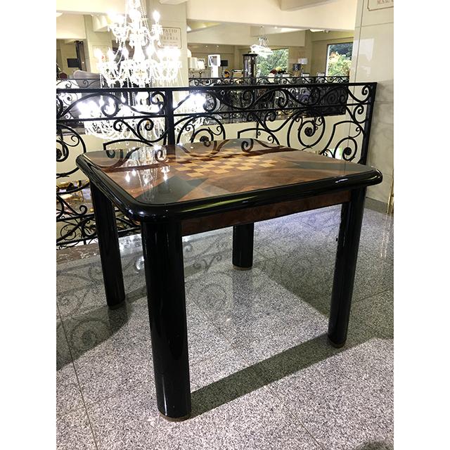 イタリア製|game Table / ゲームテーブル |チェスボード| IB Selection|TBL0051IB