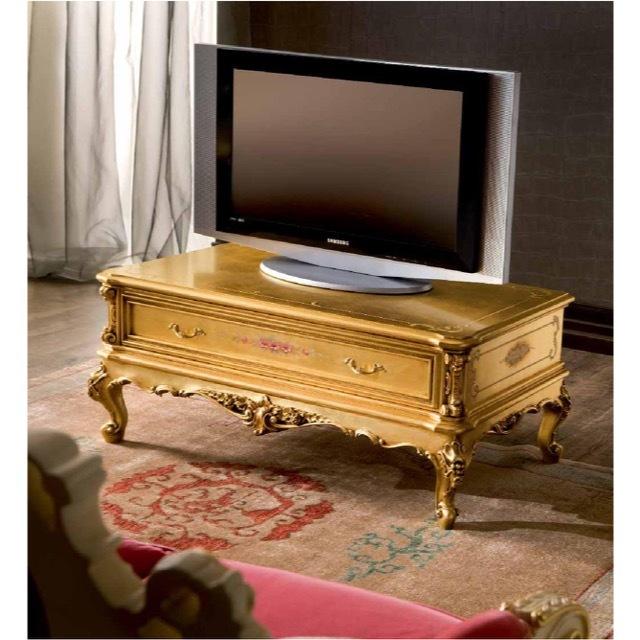ART. 597/M-TV Board / テレビボード|引き出し付き|SILIK : イタリア|TVB0014SLK