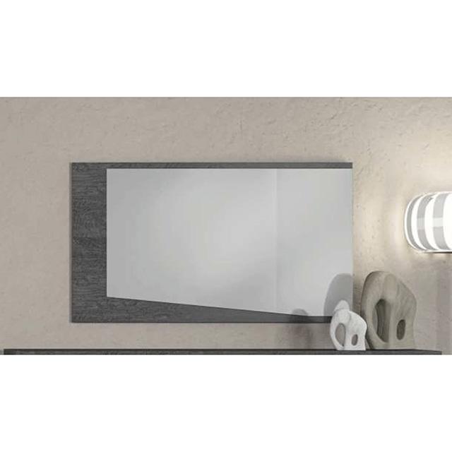 Mirror - ミラー|木目調・グレー仕上げ|イタリア製|MRR0012IB