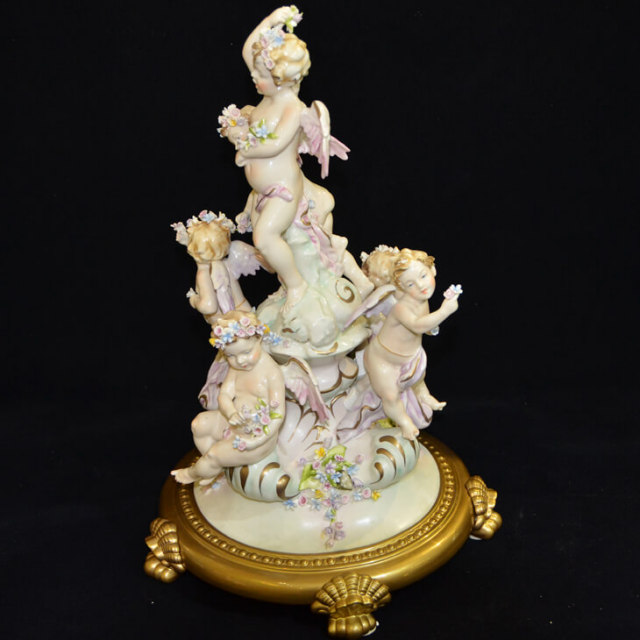 Pottery / Object / 陶器 オブジェ |VILLARI : イタリア|OBJ0014VLR