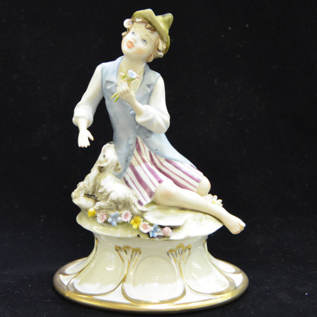 Pottery / Object / 陶器 オブジェ|VILLARI : イタリア|OBJ0017VLR