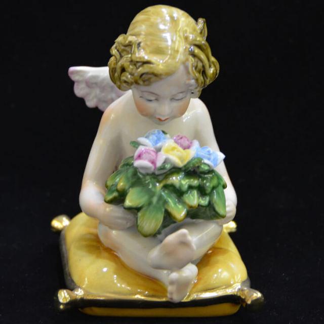 Pottery / Object / 陶器 オブジェ |VILLARI : イタリア|OBJ0032VLR