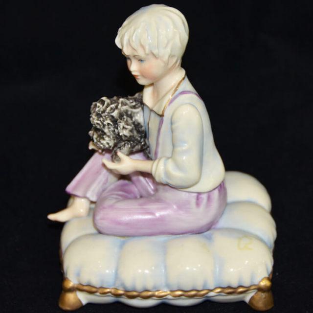 Pottery / Object / 陶器 オブジェ |VILLARI : イタリア|OBJ0037VLR