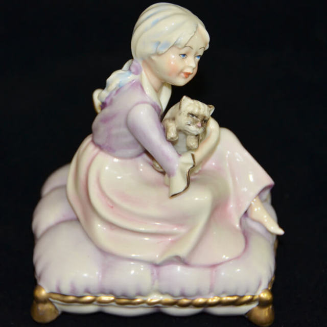 Pottery / Object / 陶器 オブジェ |VILLARI : イタリア|OBJ0038VLR