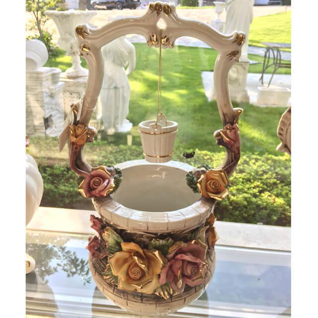 Pottery / Object / ハンドメイド陶器フラワーベース |Sonda:イタリア|IB Selection|OBJ0057