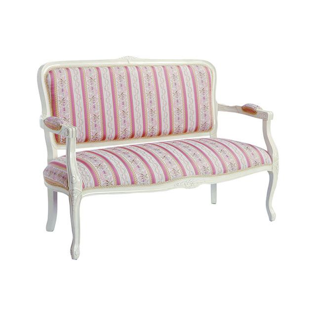 Salon Sofa / サロンソファ|ベンチ|2人掛けチェア|Fiore|SF0010FOR
