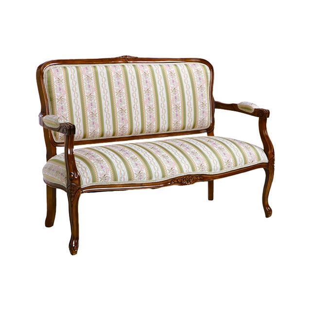 Salon Sofa / サロンソファ|ベンチ|2人掛けチェア|Fiore|SF0008FOR