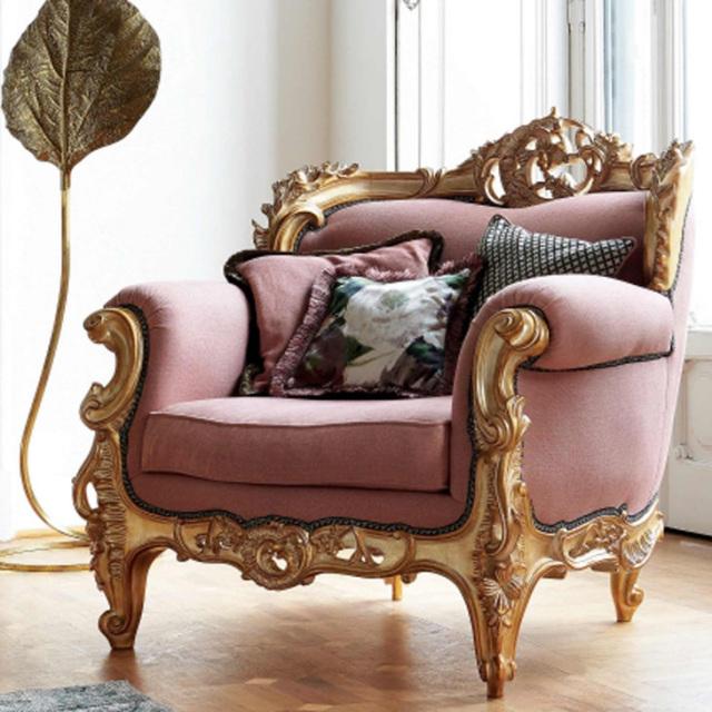 Art.8891 -  Single Sofa / シングルソファ|SILIK : イタリア|SF0008SLK