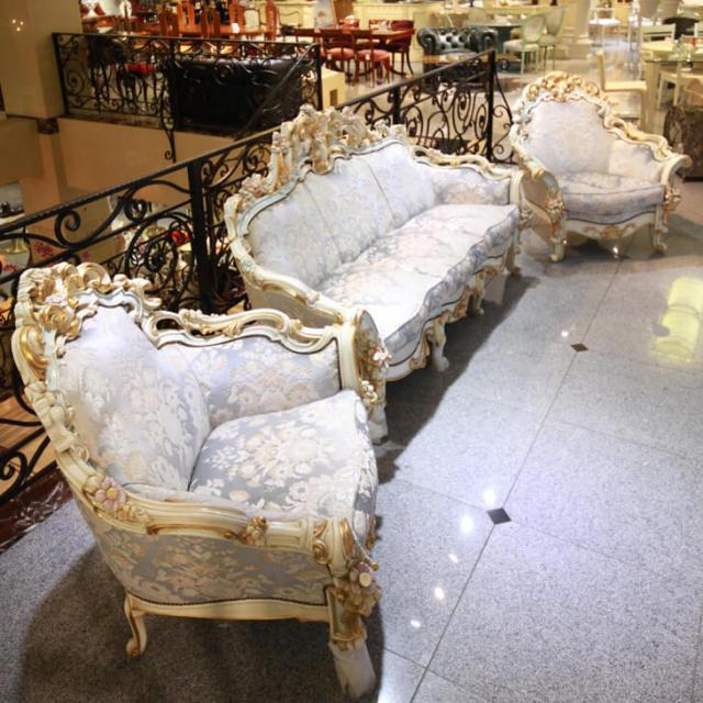 Classic sofa sets / クラシックソファーセット - イタリア|IB Selection|SF0014