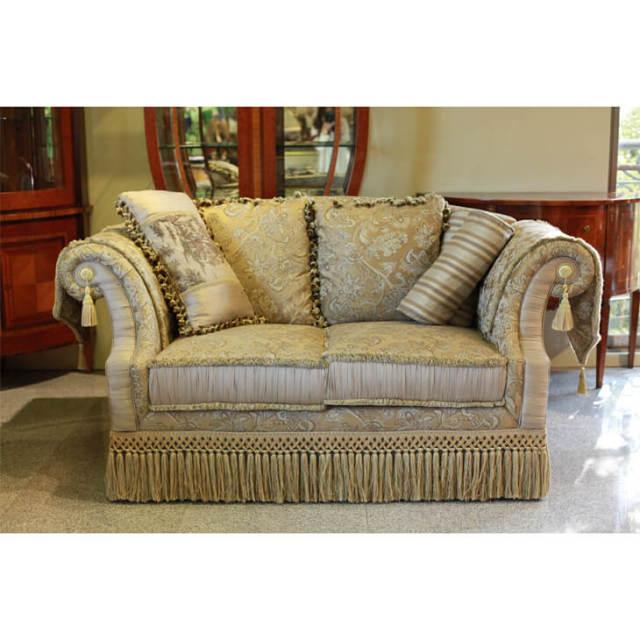 2 seater sofa / クラシック 2シーターソファ|IB Selection|SF0015