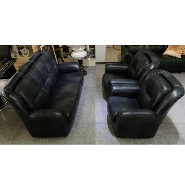 Leather sofa - Italia / イタリア製高級レザーソファ  - イタリア|IB Selection|SF0020
