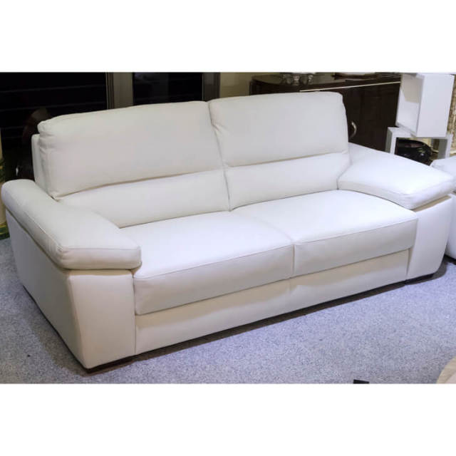 2-SEATER Italian Leather Sofa / イタリアンレザー2シーターソファ|IB Selection|SF0022
