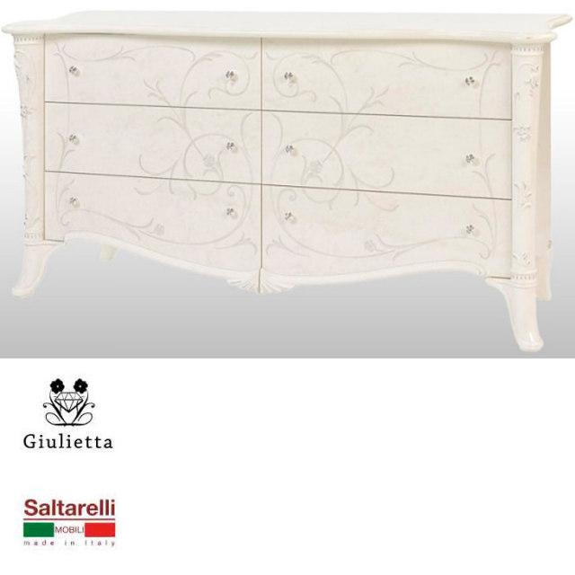 Giulietta -  Wide Chest / ジュリエッタ ワイドチェスト|Saltarelli : イタリア|SRE0004SRL