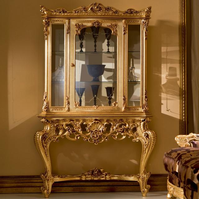 ART. 560 - Cabinet / CRISTALLIERA  キャビネット|SILIK : イタリア|SRE0014SLK