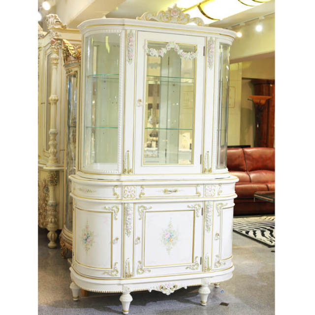 Cabinet / クラックキャビネット - 白 |IB Selection|SRE0016