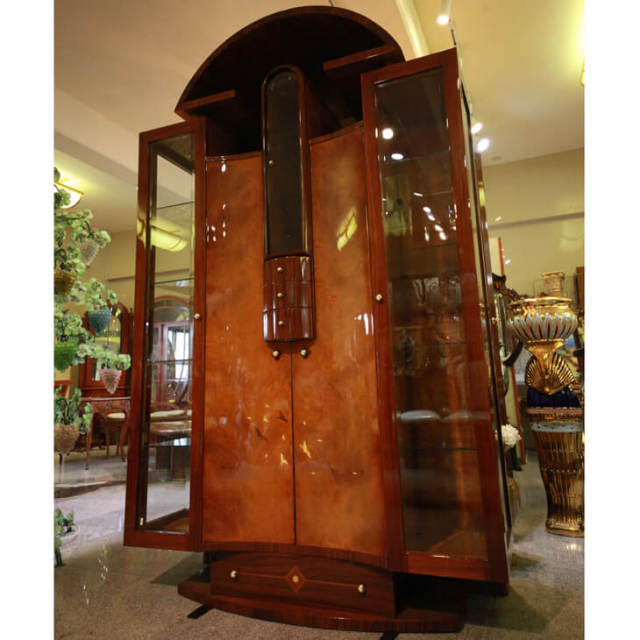 Cabinet / 鏡面仕上げ 大型キャビネット - イタリア製|IB Selection|SRE0022