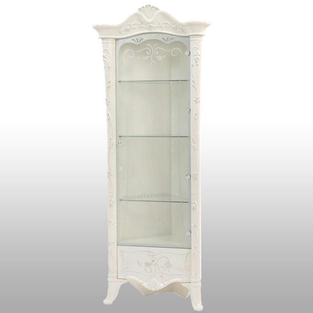 Giulietta -  Corner Cabinet / ジュリエッタ コーナーキャビネット|Saltarelli : イタリア|SRE0028SRL