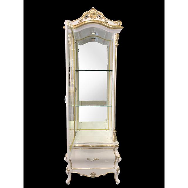 Prima-Cabinet/プリマ 鏡面仕上げ ストレートキャビネット|左側|Prima|
