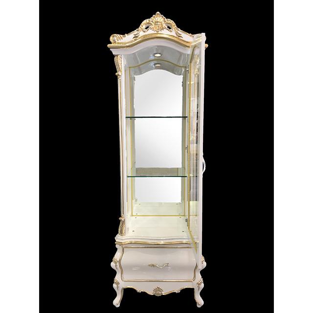 Prima-Cabinet/プリマ 鏡面仕上げ ストレートキャビネット|右側|Prima|
