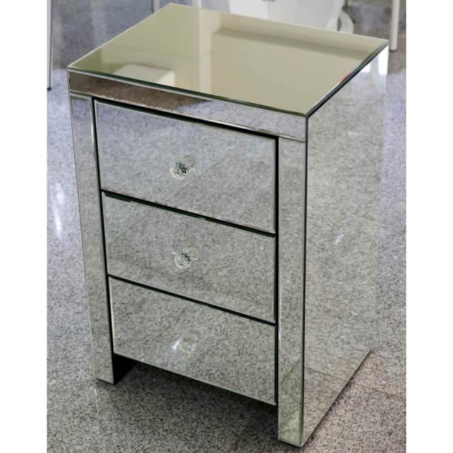 Modern Mirror  Chest / ミラーチェスト - モダン|IB Selection|SRE0039