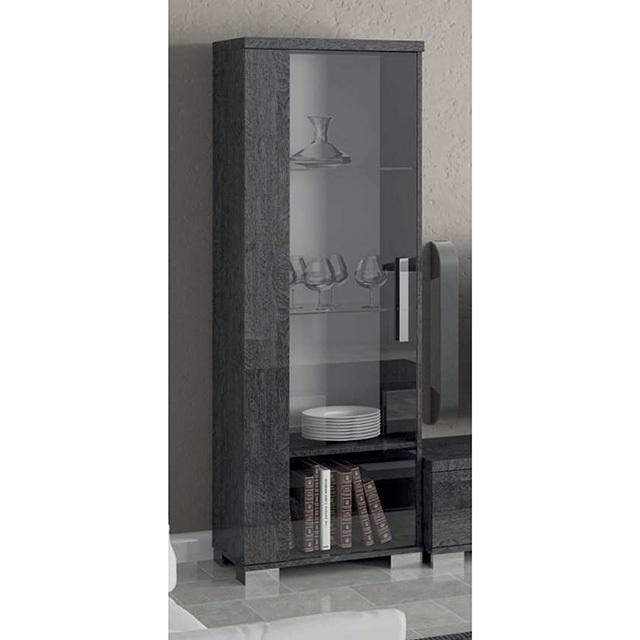 Cabinet - キャビネット|木目調・グレー仕上げ|イタリア製|SRE0092IB