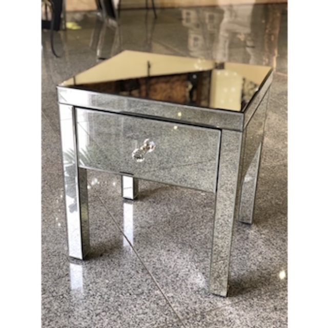 Modern Mirror  Chest / ミラー1段チェスト - モダン|IB Selection|SRE0096IB