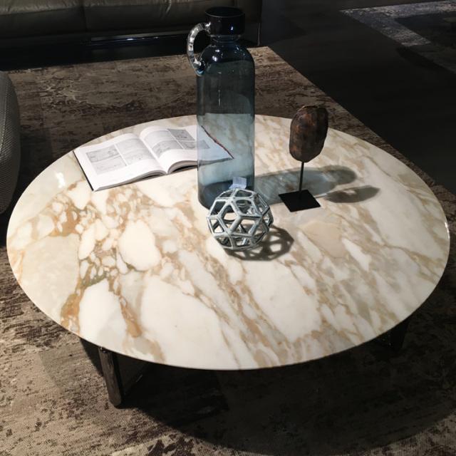 Round Center Table Ginger / ジンジャー ラウンド センターテーブル|ESEDRA : イタリア|TBL0008EDA