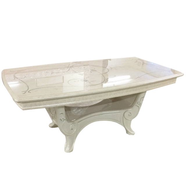 Giulietta - Center Table / 鏡面塗装 センターテーブル|Saltarelli : イタリア|TBL0012SRL