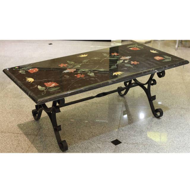 Marble Center Table / センターテーブル - 大理石 - イタリア|IB Selection|TBL0021