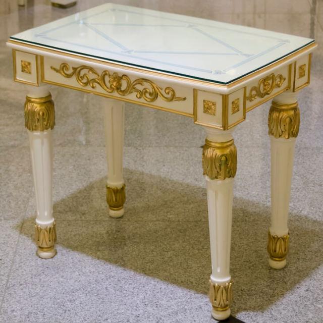 Side Table / イタリア製 サイドテーブル - クラシック|IB Selection|TBL0035