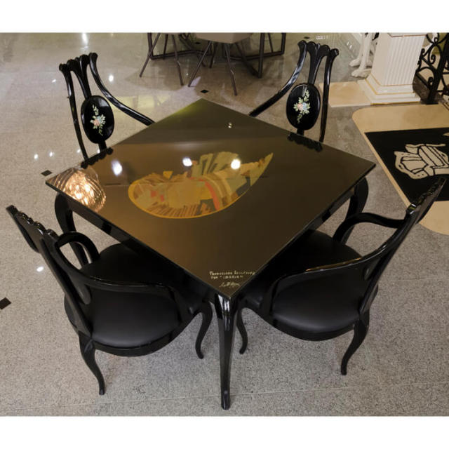 Table / イタリアン象嵌テーブル|IB Selection|TBL0037