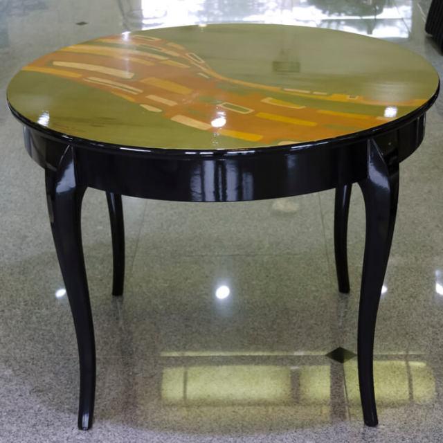 Table / イタリアン象嵌テーブル|IB Selection|TBL0039